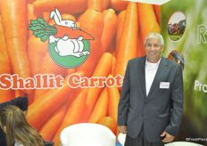 Gal Nadan from Shallit Carrots