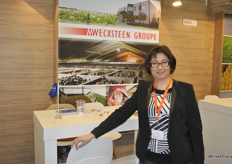 Sylvie Culiez from Groupe Wecxsteen