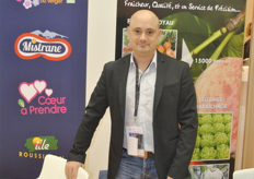 Jean-Luc Molina from Jardins du Roussillon