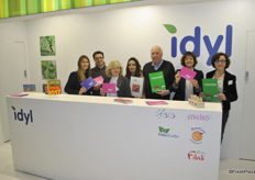 The team of Idyl
