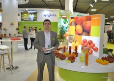 Jérémie Chabanis from Syngenta
