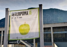 The 2014 edition of Interpoma, the international fair dedicated to the cultivaiton, storing and marketing of apples, took place from 20th to 22nd November. The 9th edition of the fair covered 25,000 sq m and 423 exhibitors from 20 countries took part.