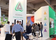Adama sells crop protection products