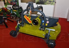 At the fair, it presented its Unica multi-functional solution and the new Variex grass shredder.