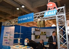 K+S Italia fertilisers.