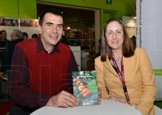 Rossella Gigli, cheif editor for FreshPlaza, met university professor Boris Krska from the Fruit cutlivation department of Mendel University (Brno) to talk about the fruit sector in the Czech Republic.
