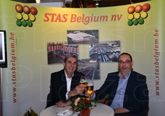 STAS Belgium, a company specialising in fruit selection machinery