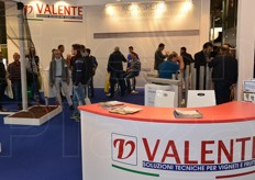 Technical solutions for Valente Srl vineyards and orchards.