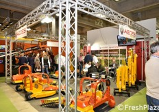 Interpoma provides a complete overview of the sector, with numerous stands dedicated to specific machineries for professional fruit growers.