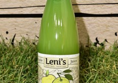 At Interpoma 2016, LENI'S launched this delicious apple and bergamot juice!