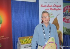 Bob Catinella with Pear Bureau Northwest.