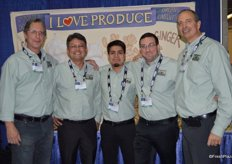 The team of I Love Produce.