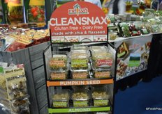 A new product from Melissa's: Cleansnax