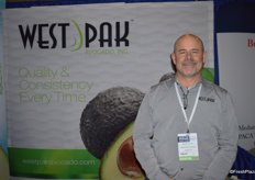 Scott Ross with West Pak Avocados