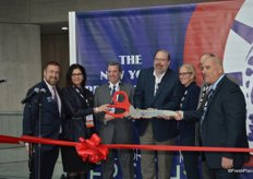 Official opening of the New York Produce Trade Show on December 13, 2017.