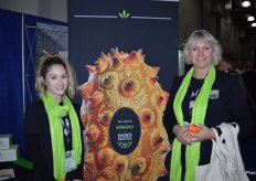 Savannah Blake and Vanessa Hutchings with Enzed Exotics are bringing Kiwano fruit from New Zealand to the US. Kiwanos are about 3-4 weeks away from harvest.