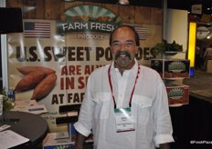 Bobby Daughtry from Farm Fresh Produce