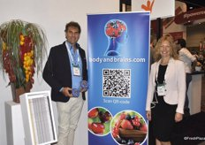 Jacques Luteijn and Carolien Vervaet, Growers Packers Direct