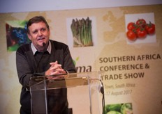 Brian Coppin, CEO of Food Lover's Market and new chair of the PMA South Africa Country Council.