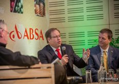 Craig Bond, CE: Retail and Business Banking Africa of ABSA Bank.
