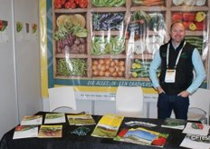 Koot Jacobs, commercial manager: vegetables at K2 Seed Marketing.