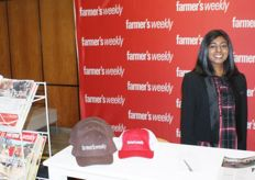 Prenusha Moodley of Farmer's Weekly.