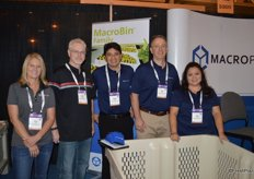 The team of Macro Plastics includes Molly Rhyan, Jeff Mitchell, Esteban Becerra, Mark Malatras and Anna Fernandez.