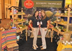 Sindy Figuero and Isabel Hurtado Ecoripe Tropicals