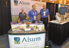Doug Posthuma, Larry Alsum from Alsum Farms & Produce