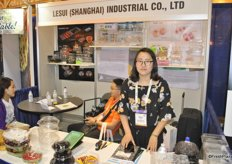 Shelly Chen From Leshui Industrial