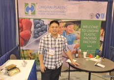 James Zheng from Linghai Plastic