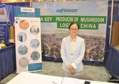 Adele Zhou from Agrinoon