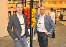 Ben and Jacob Van Den Bosch from Van Den Bosch Seeds