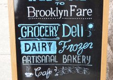 Brooklyn Fare, a neighborhood grocery store that opened just two months ago in West Village.
