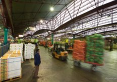 Turnover at the Tshwane Fresh Produce Market in Pretoria has grown by 18.52% from R2.6 billion [Euro 188 million] (2014/2015 financial year) to R3.088 billion [Euro 223 million] (2015/2016 financial year).