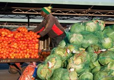 There are 19 fresh produce markets in South Africa. Third largest would be Durban or Cape Town fresh produce markets.