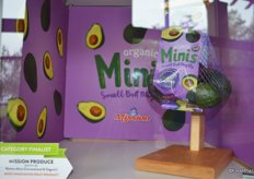 Mission Minis: conventional and organic avocados from Mission Produce.