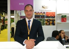 Marketing Manager Youssif Mandour of Libyan Egyptian Company for Investment(Egypt), the company is a joint venture and it has 2,300 hectares for their produce.