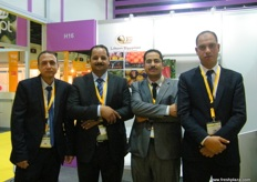 the Libyan - Egyptian Co. team for WOP 2016
