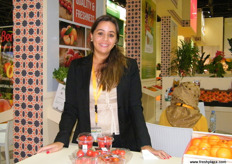 Lamia, Sales & Marketing Manager of Agco Morocco, supplier for brands like Azura and Les Domaines. Exports to Europe, Middle East and Africa.