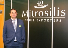 Export Director, Christos Mitrosilis of Mitrosilis SA (Greece)
