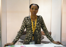 Yoliswa Gumede, Marketing Executive, Cappenye Estates (South Africa)