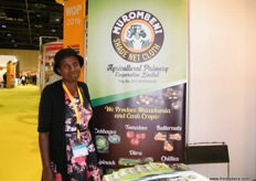 Humbulani Suzan Rafele, Chairperson, Agricultural Primary Cooperative Limited (South Africa)