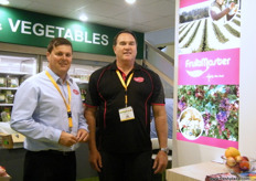From FruitMaster (Australia): Malcolm McLean and Brett Pickering
