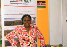 From Kenya Fresh, Priscilla Wangui King'ang