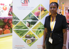 Sales and Marketing Manager Anne Kavai, KEITT (Kenya)