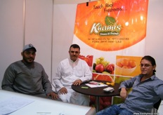 From Dubai as well, the Khamis Younes Al Draimli team