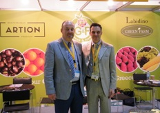 Labis Lagos, Green Farm with Nick Nafpliotis, CEO of Greek & Fresh (Greece)