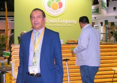 FFC's Air Shipment Manager, Khaleel Ur Rahman (Fresh Fruit Company - UAE)