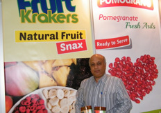 Suni Vaidya, CEO, Fruit Technologies (India)